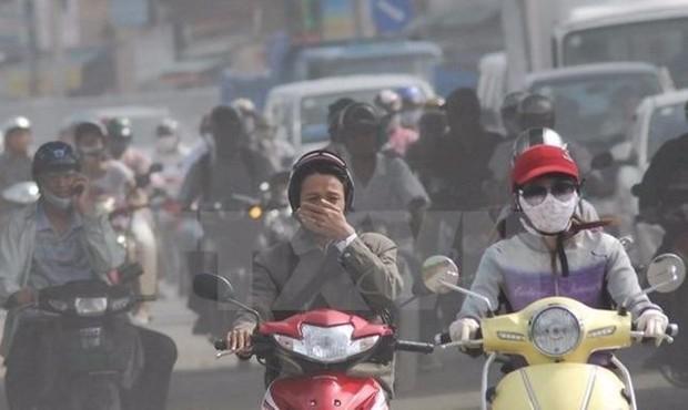 Chất lượng không khí tại Hà Nội đang ở mức có hại cho sức khoẻ