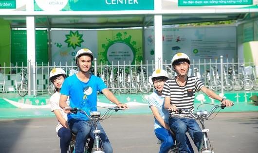Giấc mơ xe đạp công cộng dần rời xa