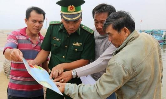 'Cánh tay nối dài' trên biển của Bộ đội Biên phòng