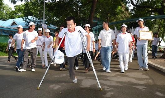 Hơn 2.300 lượt người khuyết tật được tư vấn, tìm việc làm
