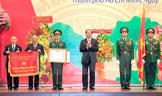 Có thành tích đặc biệt xuất sắc, Ban Cơ yếu Chính phủ nhận danh hiệu Anh hùng