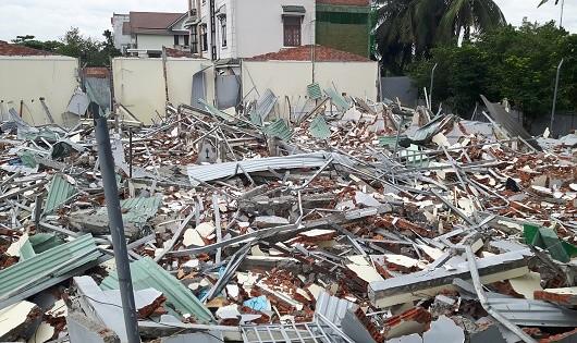Quận Thủ Đức (TP Hồ Chí Minh): Bất ngờ san bằng  50 phòng trọ mà không thông báo