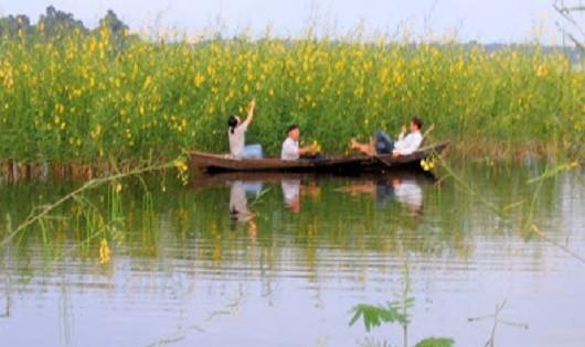 Hoài niệm mùa nước nổi