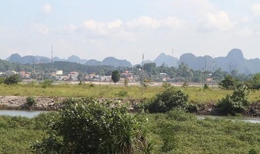 """Dự án khu đô thị trên đất """"vàng"""" tại Quảng Ninh: Hơn 10 năm  vẫn """"dậm chân tại chỗ"""""""