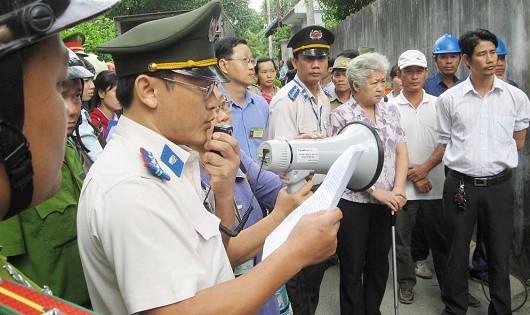 Hà Nội: Tăng cường kiểm soát, kiểm tra nội bộ về thi hành án dân sự
