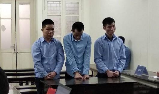 2 bị cáo trong chuyến hàng gần 10kg ma túy lĩnh án tử