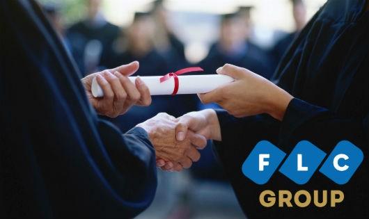 FLC ra mắt Quỹ học bổng đồng hành cùng sinh viên tài năng