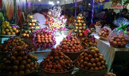 Hà Tĩnh: Tổ chức Lễ hội cam và các sản phẩm nông nghiêp lần thứ nhất