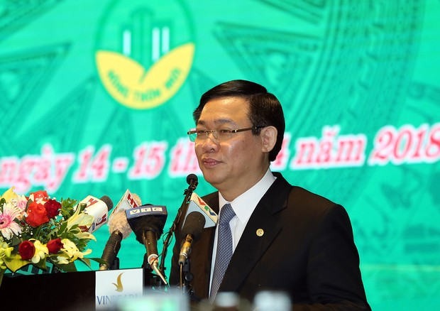 Phó Thủ tướng Vương Đình Huệ đánh giá cao sự chủ động của các địa phương khi xây dựng nông thôn mới