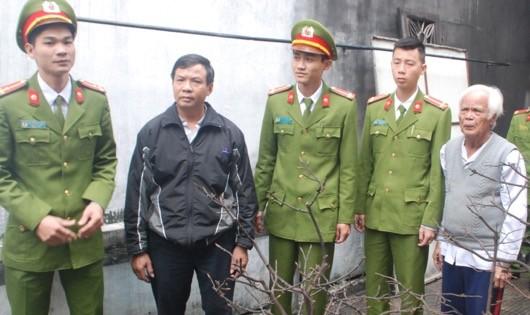 Người dân gửi thư cảm ơn Cảnh sát cơ động Thừa Thiên Huế