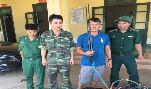 Ngặn chặn nhóm ngư dân tận diệt hải sản ở vùng biển Quảng Trị