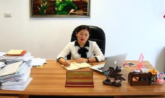 Mong ước đầu năm của Luật sư Phan Thị Lam Hồng