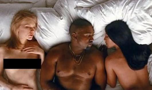Sốc: 'Sao' tung cảnh 'giường chiếu tập thể' với người nổi tiếng