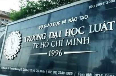 Cơ chế hoạt động mới của ĐH Luật TP Hồ Chí Minh
