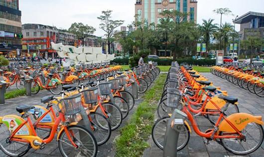 TP HCM sắp triển khai dịch vụ xe đạp công cộng