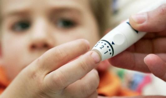 Báo động trẻ nhỏ mắc bệnh đái tháo đường gia tăng