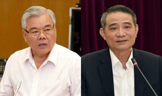 Xem xét miễn nhiệm 2 lãnh đạo cấp cao