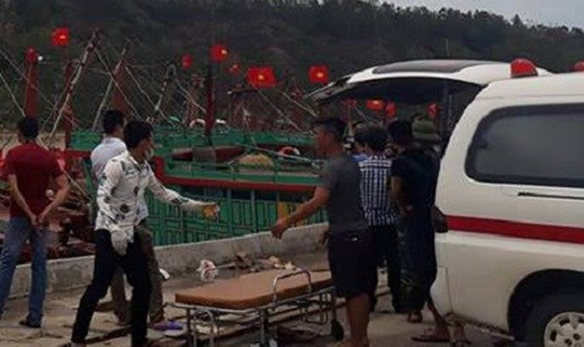 Tìm danh tính 3 nạn nhân thiệt mạng trên biển ở Nghệ An