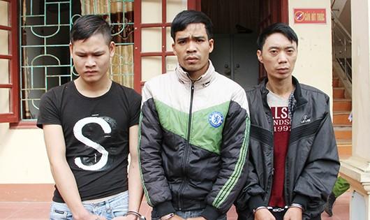 Triệt phá 'ổ' cướp gồm nhiều đối tượng 'cõng' loạt tiền án tiền sự