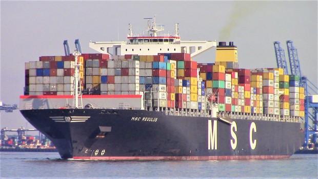"""""""Trùm"""" vận tải biển thế giới muốn tới hội nghị về logistics của Việt Nam"""