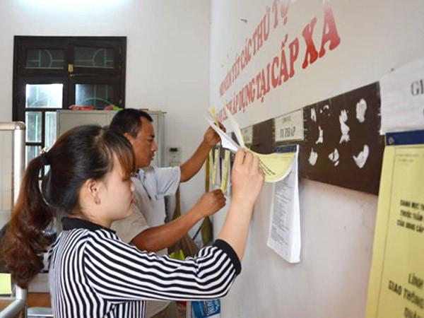Thủ tướng Chính phủ ban hành Quyết định quy định về xây dựng xã, phường, thị trấn đạt chuẩn tiếp cận pháp luật