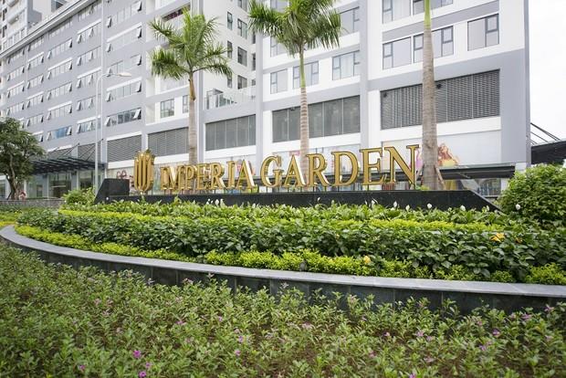 Khách hàng có thể tự tổ chức đo diện tích căn hộ tại dự án Imperia Garden