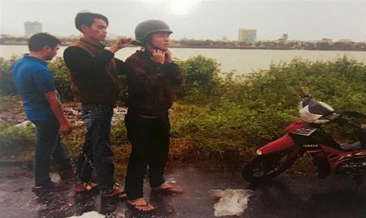Đà Nẵng: Sim điện thoại tố kẻ giết người vứt xác xuống sông 2 tháng trước