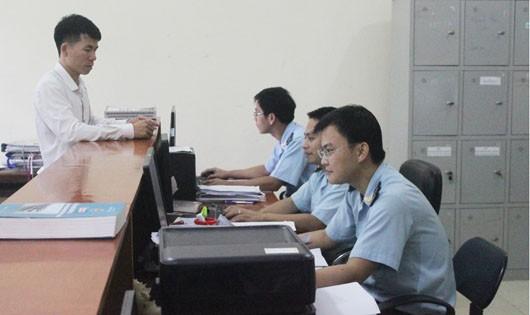 Cục hải quan Hà Tĩnh thu ngân sách gần 700 tỷ trong quý đầu năm