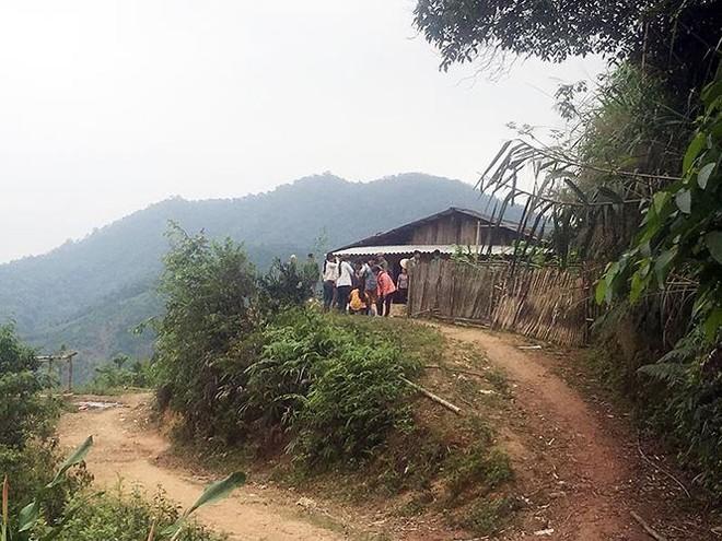 Hai bé gái băng rừng trong đêm thoát khỏi kẻ giết 4 người ở Cao Bằng - ảnh 2