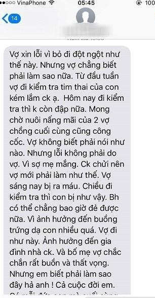 Vo di de mat thai doi, chong tu tu: Dieu bat thuong
