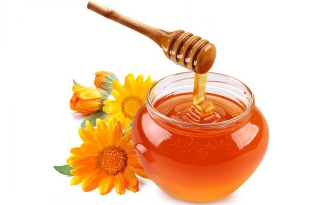 thực phẩm chống cháy nắng - mật ong