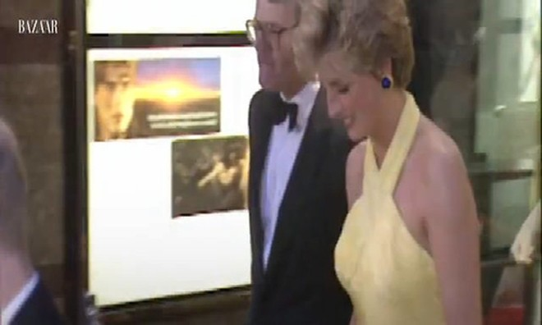 Phong cách công nương Diana