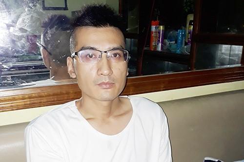 Zeng Jun, quốc tịch Trung Quốc bị cáo buộc tổ chức đánh mạc chượt. Ảnh: An Phước
