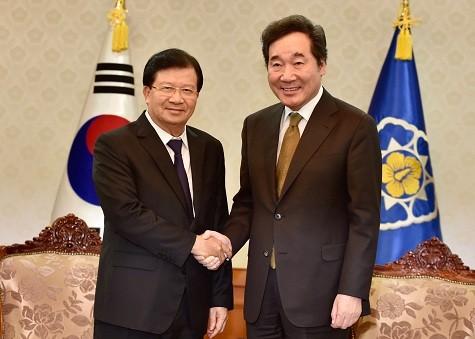 Việt Nam – Hàn Quốc hướng tới mục tiêu kim ngạch thương mại 100 tỷ USD