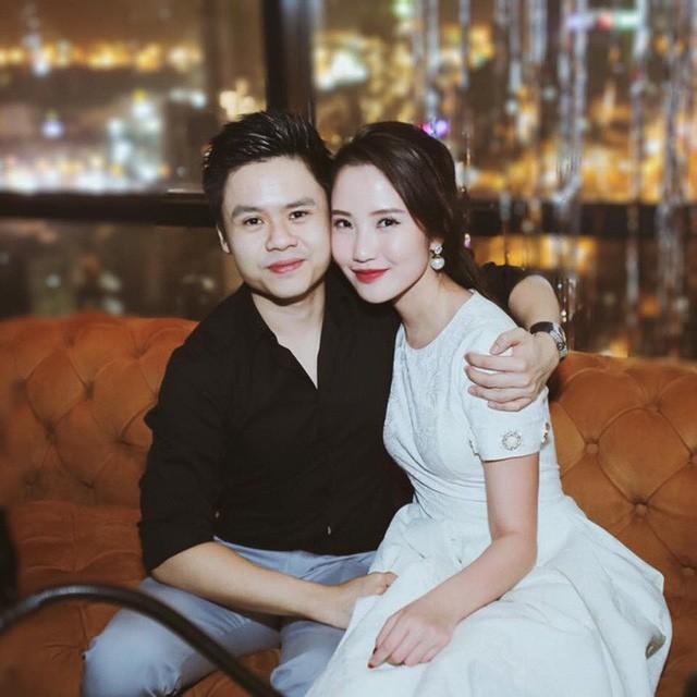 Primmy Trương gây chú ý khi trở thành người yêu của thiếu gia Phan Thành.