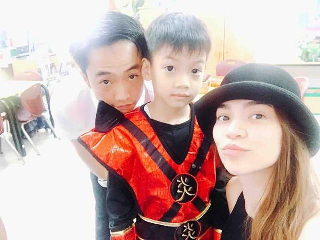 Hồ Ngọc Hà có con trai với Cường Đô La nhưng cuối cùng cặp đôi này cũng đường ai nấy đi.