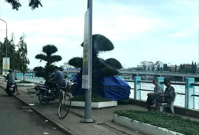 Cuộc sống bình yên trở lại tại Bình Thuận.