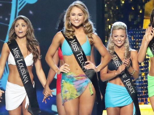 Dẹp bikini, nội bộ cuộc thi Hoa hậu Mỹ mâu thuẩn - Ảnh 3.