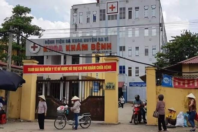 Trao nhầm con ở Hà Nội: Bệnh viện tiết lộ lý do, kỷ luật 2 nữ hộ sinh