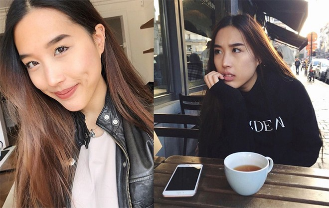 Bạn gái Huỳnh Anh sinh năm 1992, hiện hoạt động chính trị ở Bỉ.