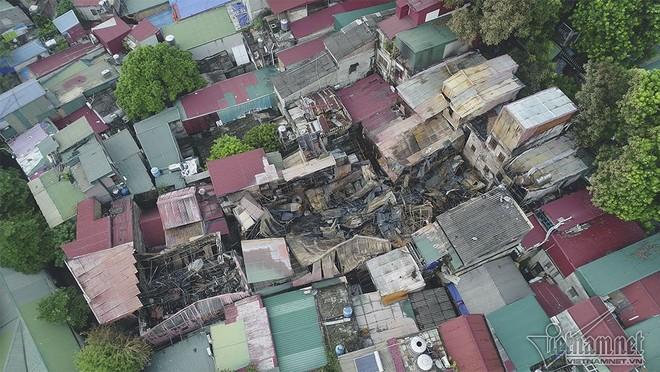 Hai vợ chồng chết cháy trong nhà trọ của ông Hiệp 'khùng'