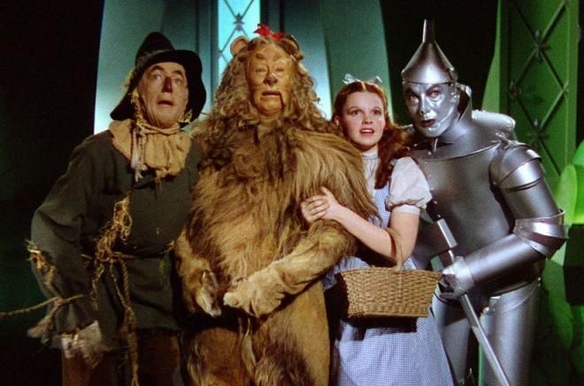 """Các nhân vật chính trong The Wizard of Oz. """""""