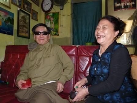 Vợ chồng ông Yểng bà Lịch