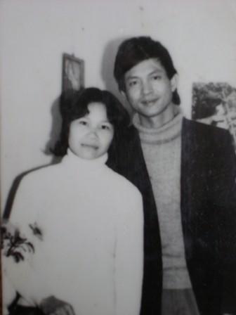 Ông Cử và vợ