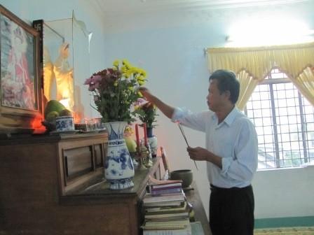 Ông Phạm Quang Tứ.