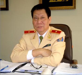Thiếu tướng Nguyễn Văn Tuyên - Cục trưởng Cục CSGT đường bộ, đường sắt.