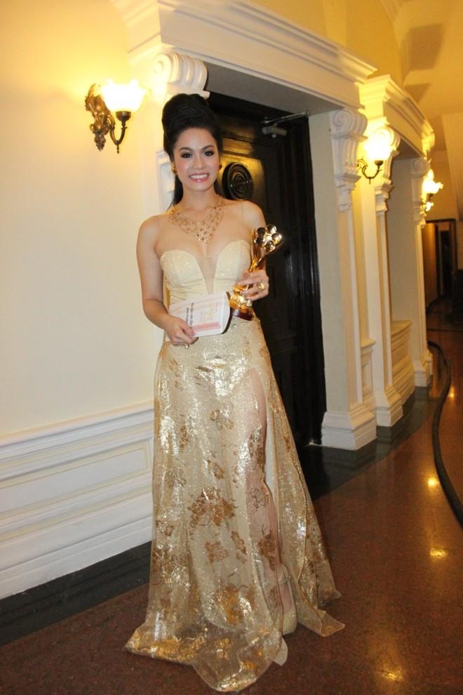 Ca sĩ Nhật Kim Anh - Nữ diễn viên điện ảnh – truyền hình được yêu thích nhất (với bộ phim Gieo gió)