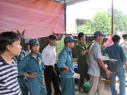 UBND quận 9 TP Hồ Chí Minh ủi sập nhà dân mới biết ký sai thẩm quyền