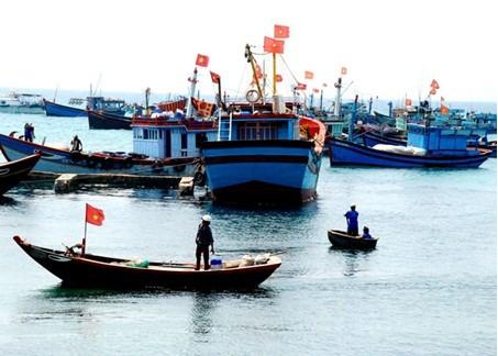 Kiểm ngư ra đời sẽ là điểm tựa cho ngư dân trên biển
