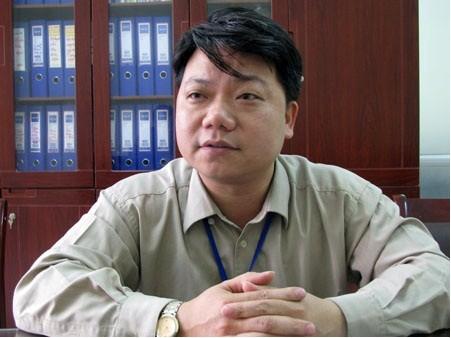 Ông Lưu Văn Huy
